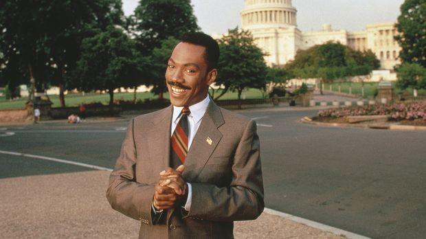 Kleingauner Thomas Jefferson Johnson (Eddie Murphy) ist besessen von der Idee...