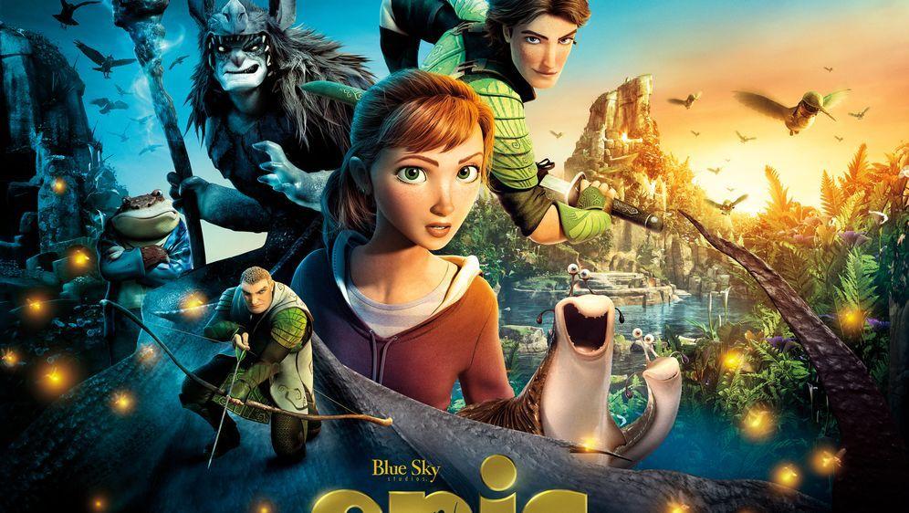 Epic - Verborgenes Königreich - Bildquelle: 2013 Twentieth Century Fox Film Corporation. All rights reserved.