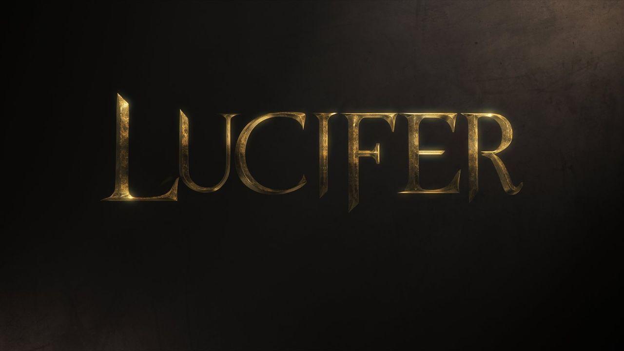 LUCIFER - Logo - Bildquelle: 2016 Warner Brothers