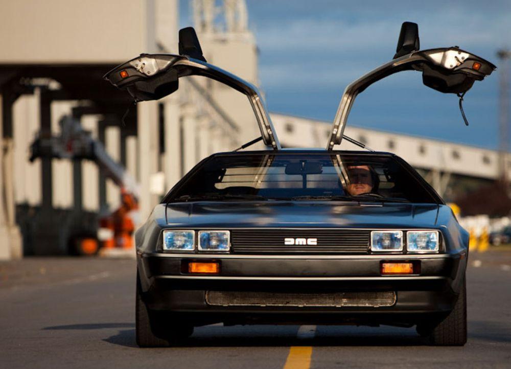 Zurück in die Zukunft! Abenteuer Auto widmet sich einem der kultigsten Autos der Filmgeschichte, dem DeLorean DMC 12! - Bildquelle: DeLorean Motor Company