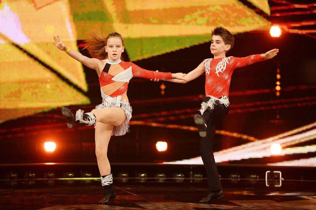 Got-To-Dance-Cecilia-David-10-SAT1-ProSieben-Willi-Weber - Bildquelle: SAT.1/ProSieben/Willi Weber