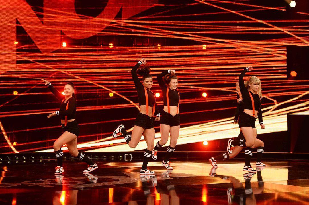 Got-To-Dance-Banging-Boots-01-SAT1-ProSieben-Willi-Weber - Bildquelle: SAT.1/ProSieben/Willi Weber