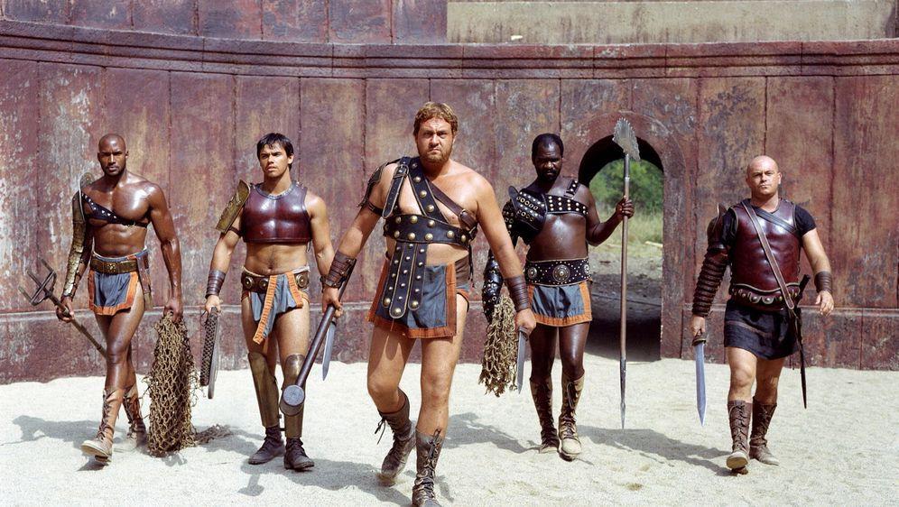 Spartacus - Bildquelle: USA Network Pictures