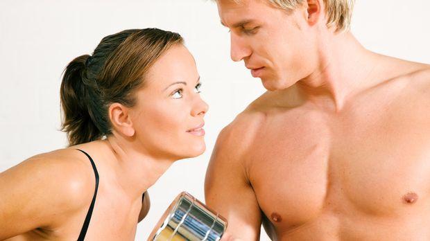 analdusche sex im fitnessstudio