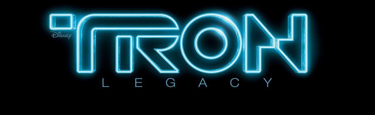 TRON: LEGACY - Logo - Bildquelle: Disney Enterprises, Inc.  All rights reserved