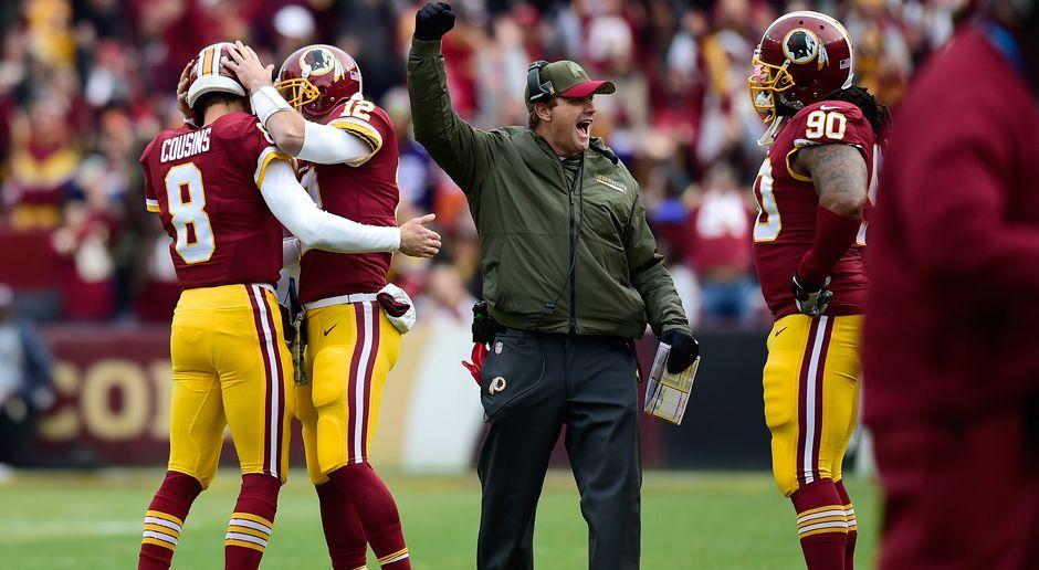 Gewinner: Washington Redskins - Bildquelle: 2017 Getty Images