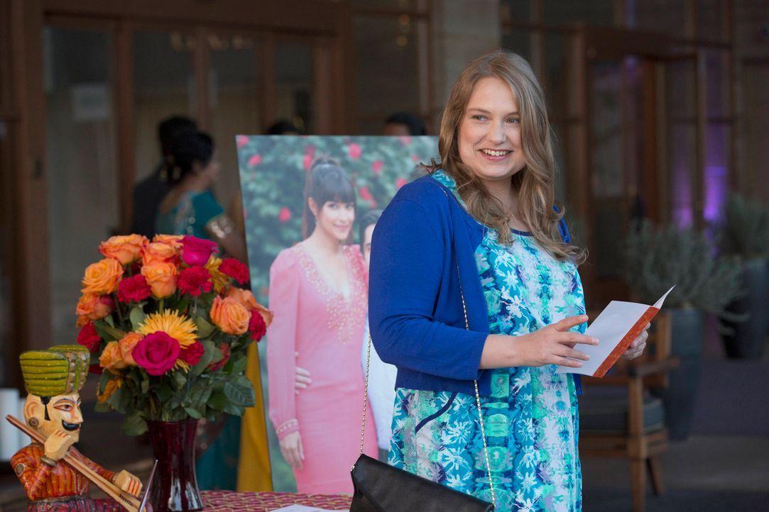 Steht Elizabeth (Merritt Wever) eine gemeinsame Zukunft mit Schmidt bevor? - Bildquelle: 2013 Twentieth Century Fox Film Corporation. All rights reserved
