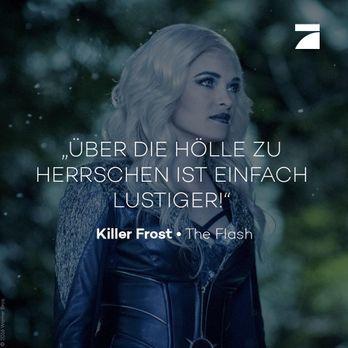 Killer Frost - Bildquelle: Warner Bros.