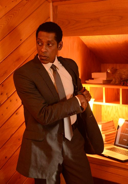 Ein Dämon treibt in Sleepy Hollow sein Unwesen und ist besonders an Irving (Orlando Jones) und seiner Tochter Macey interessiert ... - Bildquelle: 2014 Twentieth Century Fox Film Corporation. All rights reserved.