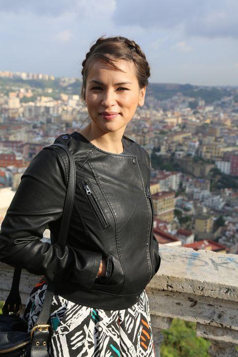 Erneut besucht Rachel ihre Lieblingsstadt in Italien: Neapel ... - Bildquelle: Richard Hall BBC 2014