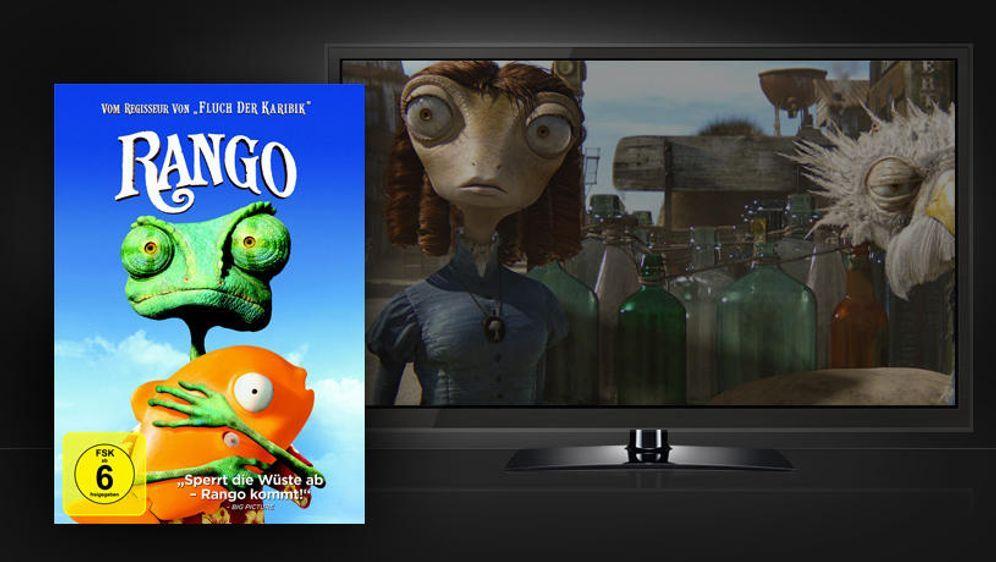 Rango (DVD) - Bildquelle: Paramount Pictures