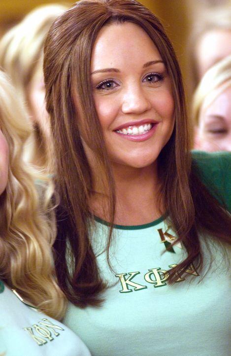 """Noch möchte Sydney (Amanda Bynes) in die Fußstapfen ihrer Mutter treten und in die elitäre Studentenverbindung """"Kappa Phi Nu"""" aufgenommen werden.... - Bildquelle: 2007 Universal Studios, All Rights Reserved"""