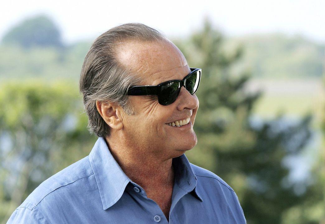 Harry (Jack Nicholson) ist ein alternder Musikproduzent, der sein bisheriges Leben ohne längere feste Bindungen als Womanizer erfolgreich verbracht... - Bildquelle: Warner Bros. Pictures