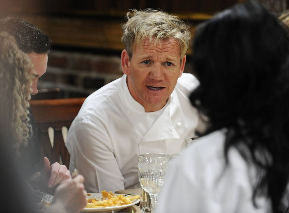 Gordon Ramsay - Bildquelle: Jeff Neira FOX