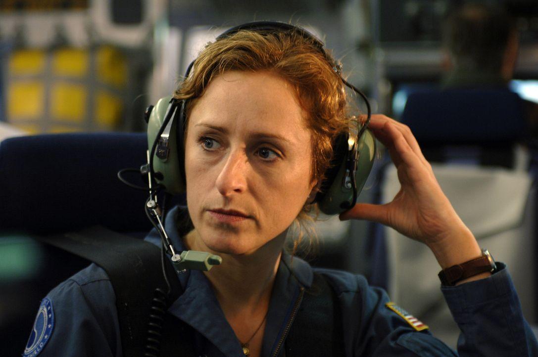 Wagt das Unmögliche: Sarah Hughes (Nicola Stephenson) ... - Bildquelle: BBC