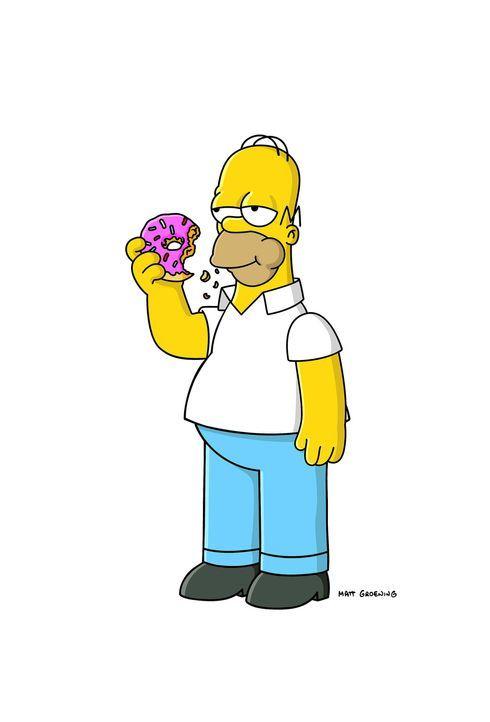 (19. Staffel) - In einer rauen Schale steckt oft ein fauler Kern: Homer Simpson. - Bildquelle: und TM Twentieth Century Fox Film Corporation - Alle Rechte vorbehalten