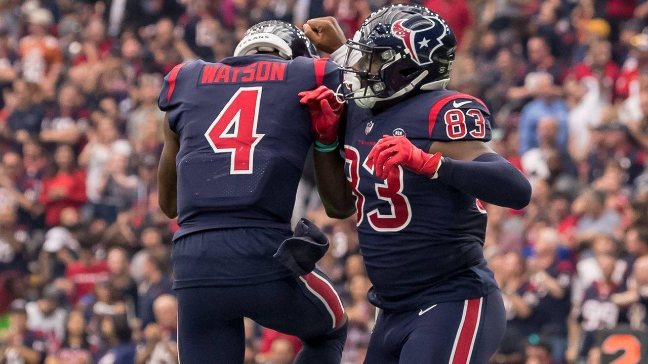 Gewinner: Houston Texans - Bildquelle: imago/ZUMA Press
