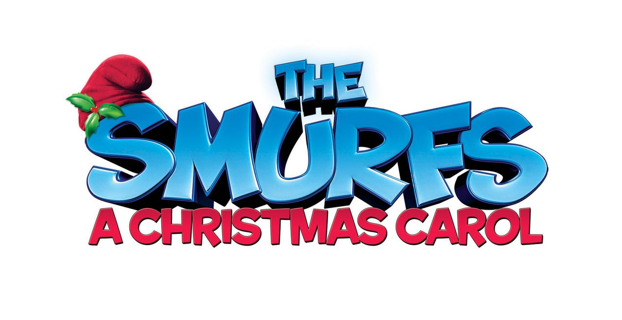 The Smurfs: A Christmas Carol - Originaltitel-Logo - Bildquelle: 2011 Sony Pictures Animation Inc. All Rights Reserved.
