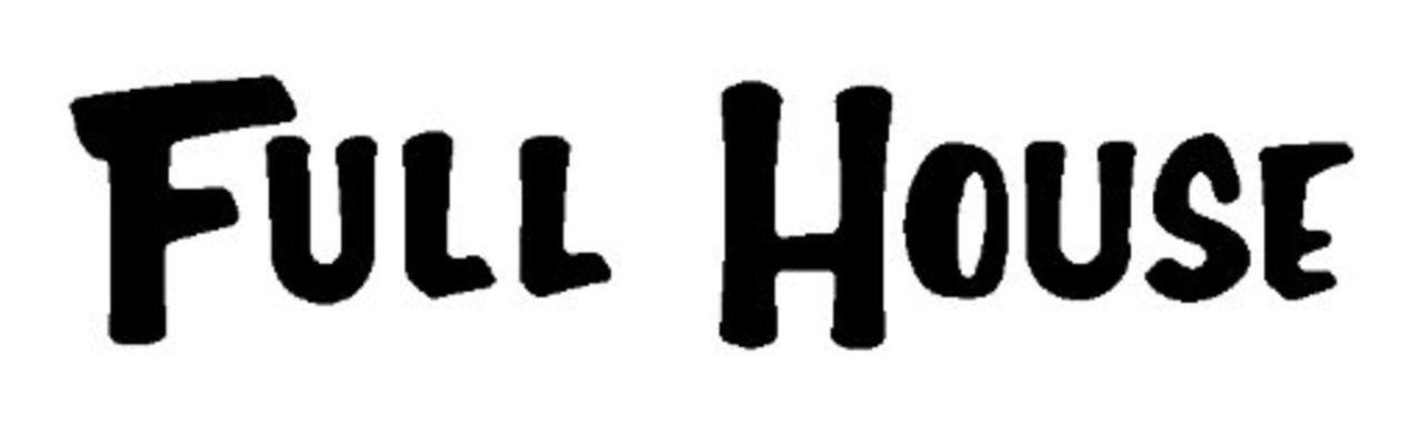 Full House - Logo - Bildquelle: Warner Brothers Inc.