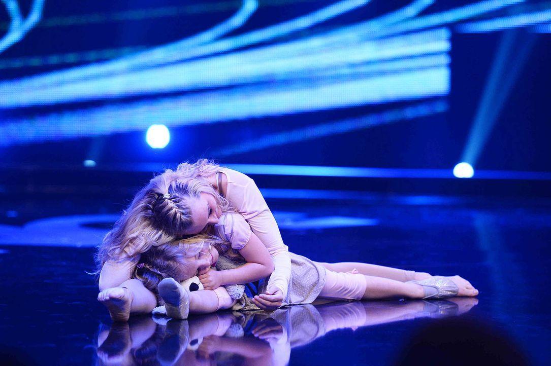 Got-To-Dance-Volteggiare-07-SAT1-ProSieben-Willi-Weber - Bildquelle: SAT.1/ProSieben/Willi Weber