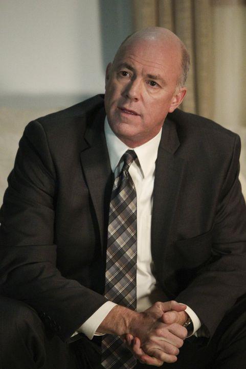 Ist Gale (Michael Gaston) der wahre Red John? - Bildquelle: Warner Bros. Television