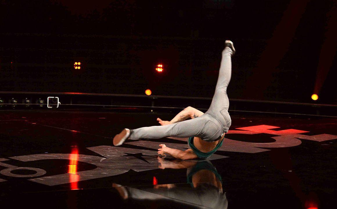 Got-To-Dance-Bente-und-Mauro-02-SAT1-ProSieben-Willi-Weber - Bildquelle: SAT.1/ProSieben/Willi Weber