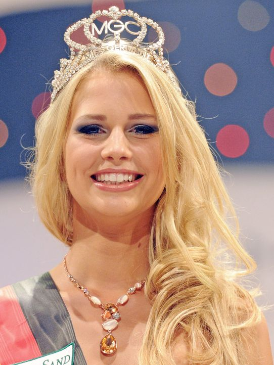 2013-Miss-Germany-Caroline-Noeding-13-02-23-dpa - Bildquelle: usage Germany only, Verwendung nur in Deutschland