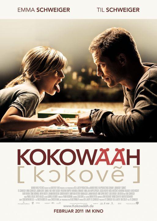 KOKOWÄÄH - Plakatmotiv - Bildquelle: 2012 Warner Brothers