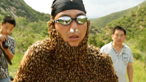 Bild Geschichte - Bienenmann China