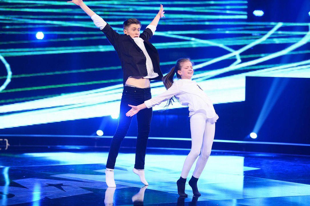 Got-To-Dance-Fritz-Lauri-02-SAT1-ProSieben-Willi-Weber - Bildquelle: SAT.1/ProSieben/Willi Weber
