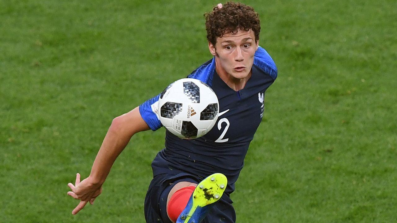 Benjamin Pavard (Frankreich) - Bildquelle: Getty Images