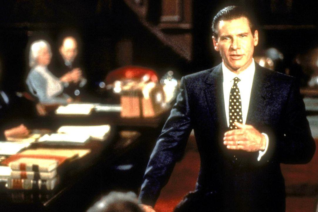 Der New Yorker Erfolgsanwalt Henry Turner (Harrison Ford) wird als Zeuge eines Raubüberfalls lebensgefährlich verletzt ... - Bildquelle: United International Pictures