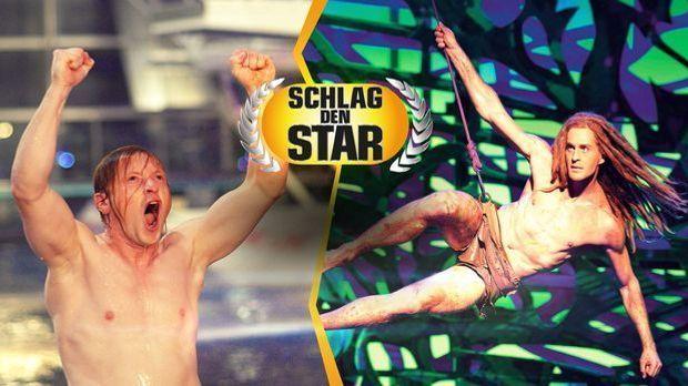 Joey Kelly vs. Alexeander Klaws