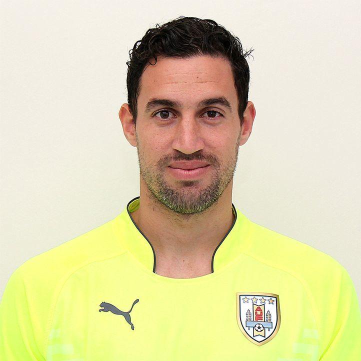 Heißester Spieler der WM: Martín Silva aus Uruguay - Bildquelle: AFP