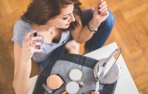 Duftprobe-Make-Up