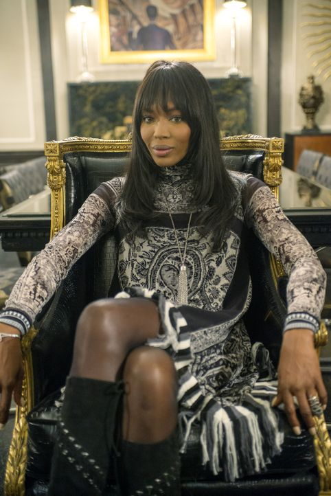 Hat nun endlich, was sie will: Camilla (Naomi Campbell) hat eine Affäre mit Hakeem, während dieser in aller Öffentlichkeit mit Tiana zusammen ist ..... - Bildquelle: 2015 Fox and its related entities.  All rights reserved.