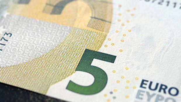 Fünf Euro