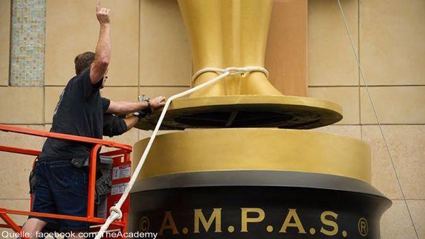 oscars-aufbau-08-facebook-com-TheAcademy - Bildquelle: facebook.com/TheAcademy
