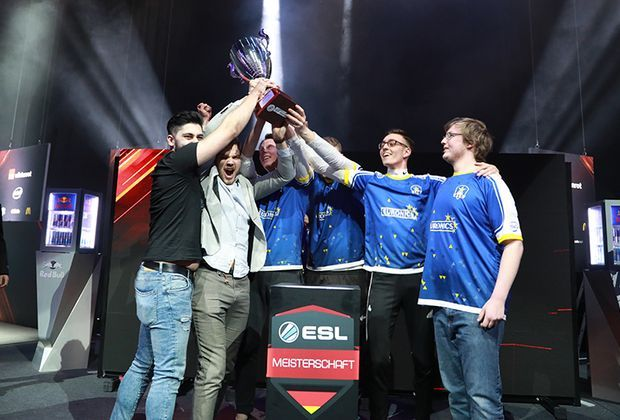 ESL Meisterschaft