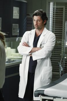 Grey's Anatomy - Die jungen Ärzte - Hat seine Beziehung zu Meredith noch eine...