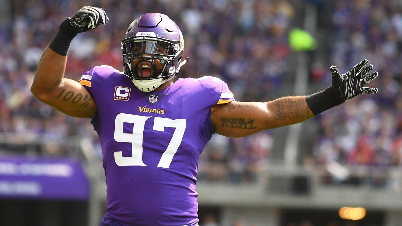Everson Griffen (Minnesota Vikings) - Bildquelle: Imago