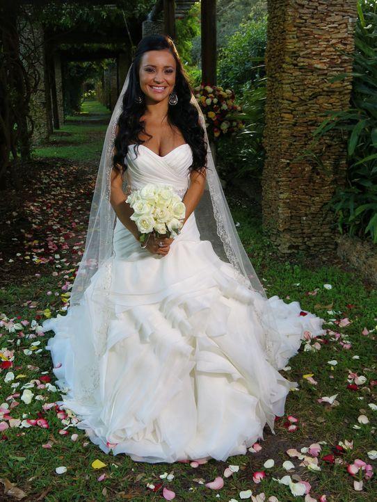 Kann Thais die anderen Bräute mit ihrer Hochzeit überzeugen? - Bildquelle: Richard Vagg DCL