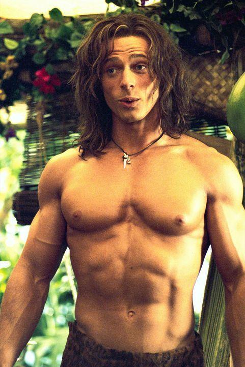 Der Tarzan der Neuzeit: George (Christopher Showerman) - Bildquelle: Walt Disney Pictures
