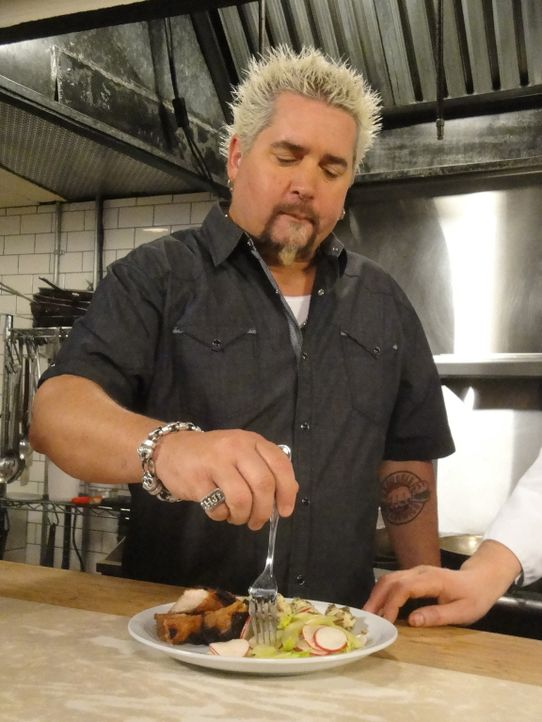 Guy Fieri - Bildquelle: 2013,Television Food Network, G.P. All Rights Reserved