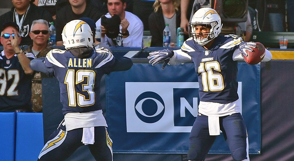 LA Chargers - Bildquelle: 2017 Getty Images