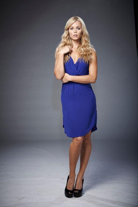 (1. Staffel) - Als eine Mordserie ihren Heimatort erschüttert, kehrt Elena Michaels (Laura Vandervoort) zurück und muss sich mit ihrer Vergangenheit... - Bildquelle: 2014 She-Wolf Season 1 Productions Inc.