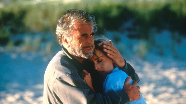 Heroisch ergeben sie sich ihrem Schicksal: Jason Lerner (Maximilian Schell, l...