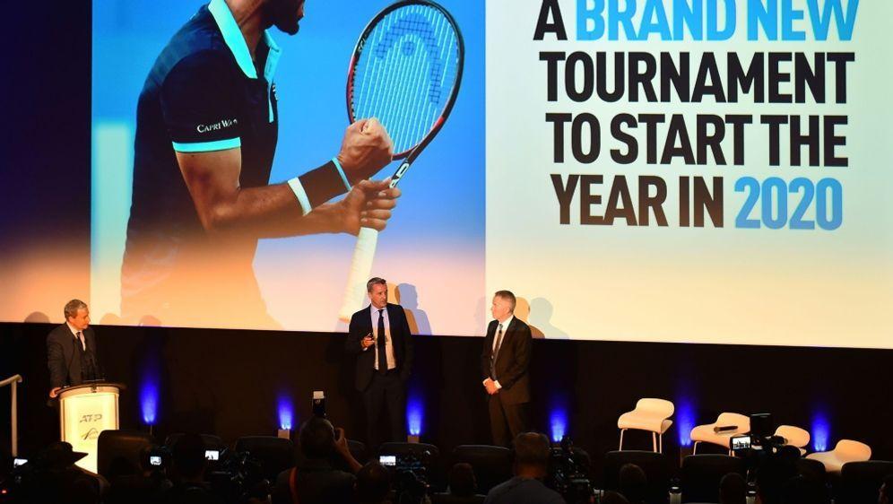 ATP-Cup-Finalspiele in Sydney - Bildquelle: AFPSIDGLYN KIRK