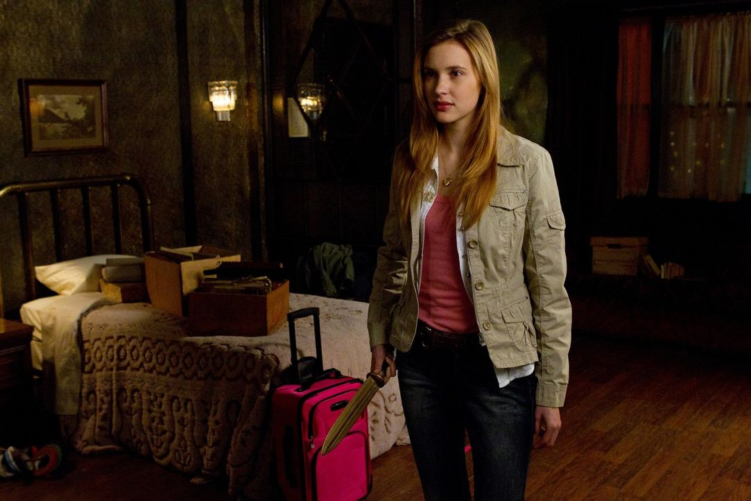 Was hat Lydia (Sara Canning) mit dem neuen Fall von Sam und Dean zu tun? - Bildquelle: Warner Bros. Television