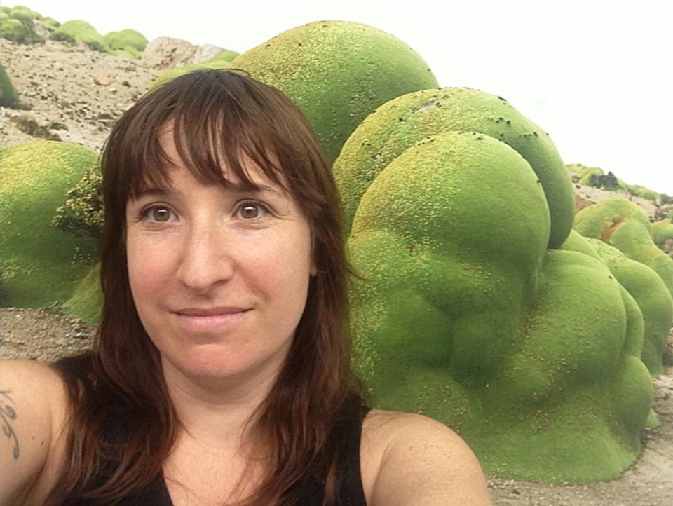 Die Fotografin und Künstlerin Rachel Sussman ist auf der Jagd nach den ältesten Lebewesen auf dem Planeten. Fast ein Jahrzehnt lang hat sie auf alle... - Bildquelle: Rachel Sussman Level A